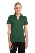 Load image into Gallery viewer, Sport-Tek Ladies PosiCharge Active Textured Polo. LST690