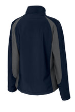 Load image into Gallery viewer, Sport-Tek Ladies Colorblock Soft Shell Jacket. LST970