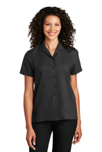 Load image into Gallery viewer, Port Authority  Ladies Short Sleeve Performance Staff Shirt LW400