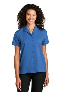 Port Authority  Ladies Short Sleeve Performance Staff Shirt LW400