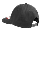 Load image into Gallery viewer, New Era - Flat Bill Snapback Cap. NE400