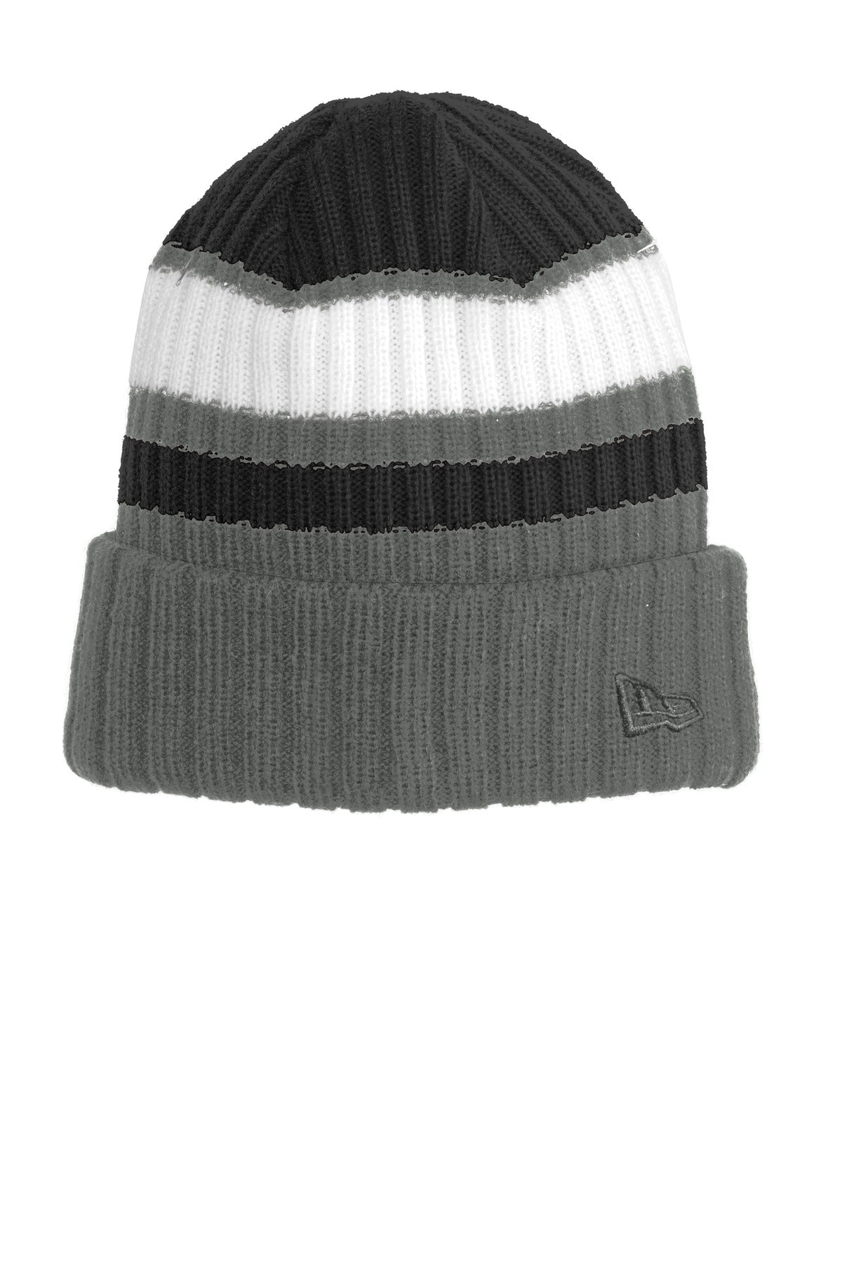 New Era Ribbed Tailgate Beanie. NE903