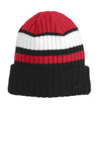 Load image into Gallery viewer, New Era Ribbed Tailgate Beanie. NE903