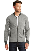 Load image into Gallery viewer, New Era  French Terry Baseball Full-Zip. NEA503