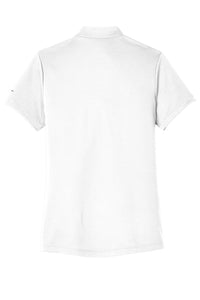 Nike Ladies Dri-FIT Hex Textured V-Neck Top. NKAA1848