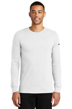 Load image into Gallery viewer, Nike Dri-FIT Cotton/Poly Long Sleeve Tee. NKBQ5230