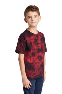 Port & Company  Youth Crystal Tie-Dye Tee PC145Y