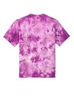 Load image into Gallery viewer, Port & Company  Youth Crystal Tie-Dye Tee PC145Y
