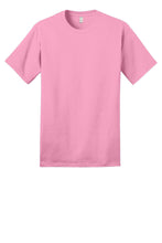 Load image into Gallery viewer, CLOSEOUT Port & Company Essential 100% Organic Ring Spun Cotton T-Shirt. PC150ORG