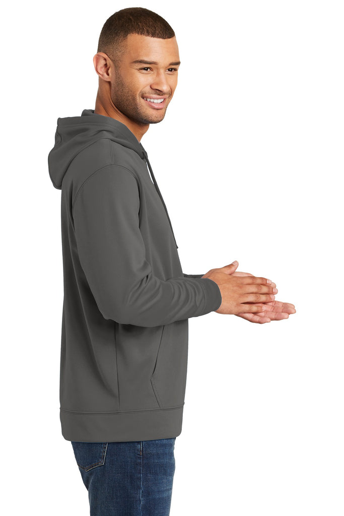 Port & Company Performance Fleece Pullover Hooded Sweatshirt. PC590H