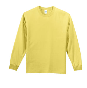 Port & Company - Tall Long Sleeve Essential Tee. PC61LST