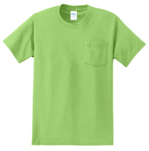 Load image into Gallery viewer, Port & Company - Essential Pocket Tee. PC61P