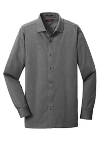 Red House  Slim Fit Nailhead Non-Iron Shirt. RH390