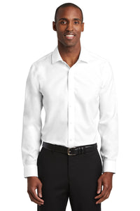 Red House  Slim Fit Pinpoint Oxford Non-Iron Shirt. RH620