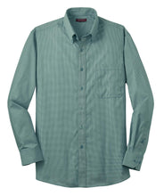 Load image into Gallery viewer, Red House - Mini-Check Non-Iron Button-Down Shirt. RH66