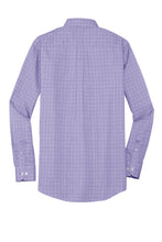 Load image into Gallery viewer, Red House Windowpane Plaid Non-Iron Shirt. RH70