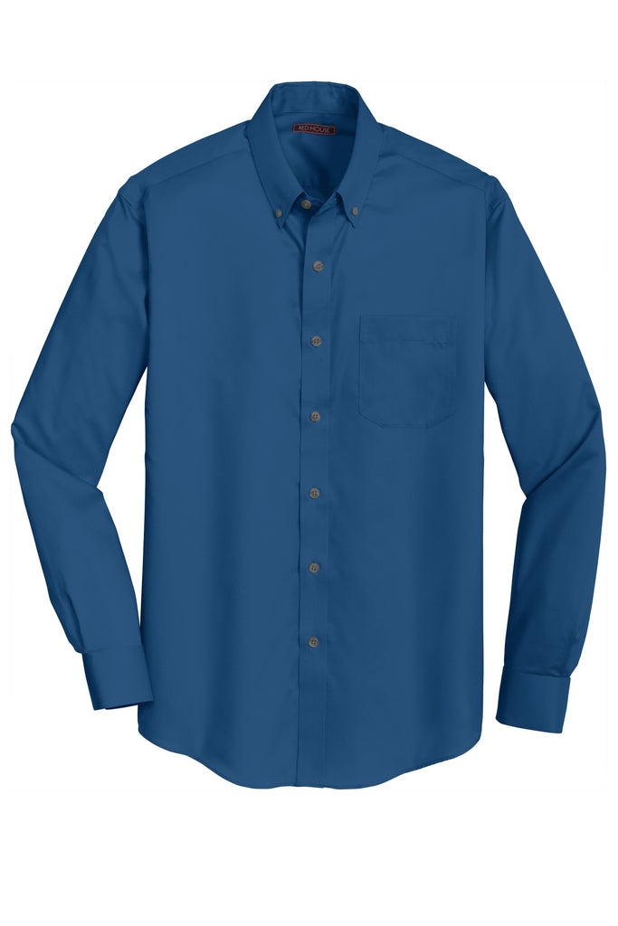 Red House Non-Iron Twill Shirt. RH78