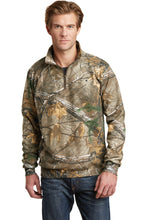 Load image into Gallery viewer, Russell Outdoors Realtree 1/4-Zip Sweatshirt. RO78Q