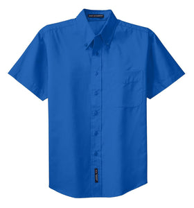 Port Authority Short Sleeve Easy Care Shirt.  S508