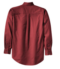 Load image into Gallery viewer, Port Authority Long Sleeve Twill Shirt.  S600T
