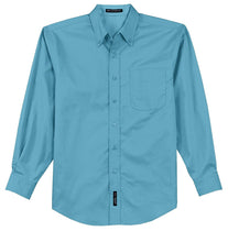Load image into Gallery viewer, Port Authority Long Sleeve Easy Care Shirt.  S608