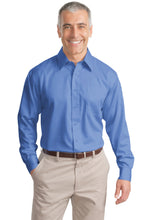 Load image into Gallery viewer, Port Authority Tall Non-Iron Twill Shirt. TLS638
