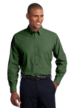 Load image into Gallery viewer, Port Authority Crosshatch Easy Care Shirt. S640