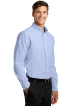 Load image into Gallery viewer, Port Authority SuperPro Oxford Shirt. S658