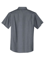 Load image into Gallery viewer, Port Authority Short Sleeve SuperPro Oxford Shirt. S659