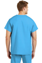 Load image into Gallery viewer, Unisex V-neck Scrub Top  SCRUBTOP