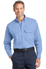 Load image into Gallery viewer, Bulwark EXCEL FR ComforTouch Dress Uniform Shirt. SLU2