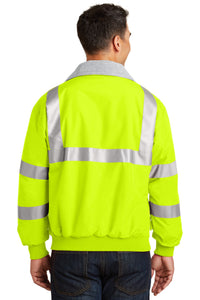Port Authority Enhanced Visibility Challenger Jacket with Reflective Taping.  SRJ754