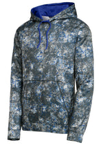 Load image into Gallery viewer, Sport-Tek Sport-Wick Mineral Freeze Fleece Hooded Pullover. ST230