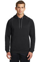 Load image into Gallery viewer, Sport-Tek Tech Fleece Hooded Sweatshirt. ST250
