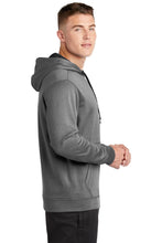 Load image into Gallery viewer, Sport-Tek  PosiCharge  Sport-Wick  Heather Fleece Hooded Pullover. ST264