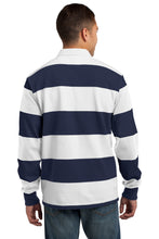 Load image into Gallery viewer, Sport-Tek Classic Long Sleeve Rugby Polo. ST301