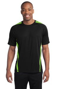 Sport-Tek Colorblock PosiCharge Competitor Tee. ST351