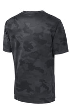 Load image into Gallery viewer, Sport-Tek CamoHex Tee. ST370