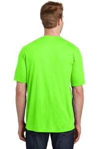 Sport-Tek PosiCharge Competitor Cotton Touch Tee. ST450