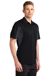 Sport-Tek Side Blocked Micropique Sport-Wick Polo. ST655