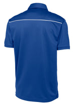 Load image into Gallery viewer, CLOSEOUT Sport-Tek PosiCharge Micro-Mesh Piped Polo. ST686