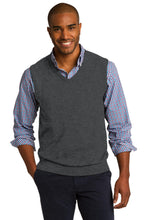 Load image into Gallery viewer, Port Authority Sweater Vest. SW286
