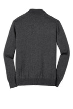 Load image into Gallery viewer, Port Authority 1/2-Zip Sweater. SW290