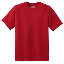 Load image into Gallery viewer, Sport-Tek Dry Zone Short Sleeve Raglan T-Shirt. T473