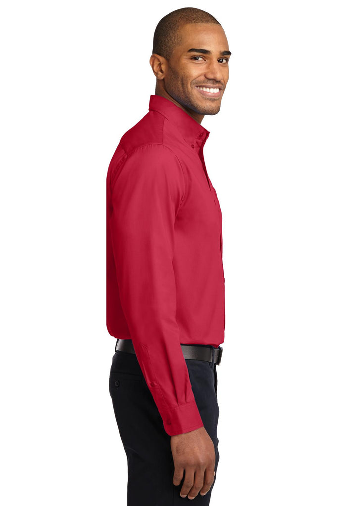 Port Authority Tall Long Sleeve Easy Care Shirt.  TLS608