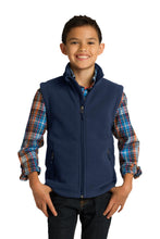Load image into Gallery viewer, Port Authority Youth Value Fleece Vest. Y219