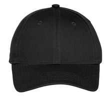 Load image into Gallery viewer, Port & Company Youth Six-Panel Unstructured Twill Cap. YC914