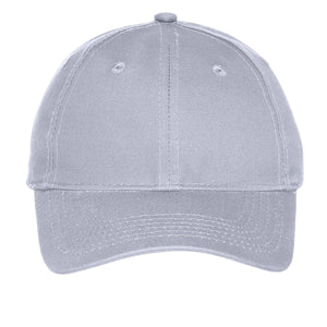 Port & Company Youth Six-Panel Unstructured Twill Cap. YC914
