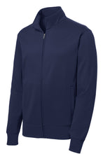 Load image into Gallery viewer, Sport-Tek Youth Sport-Wick Fleece Full-Zip Jacket.  YST241