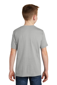 Sport-Tek Youth PosiCharge Competitor Cotton Touch Tee. YST450